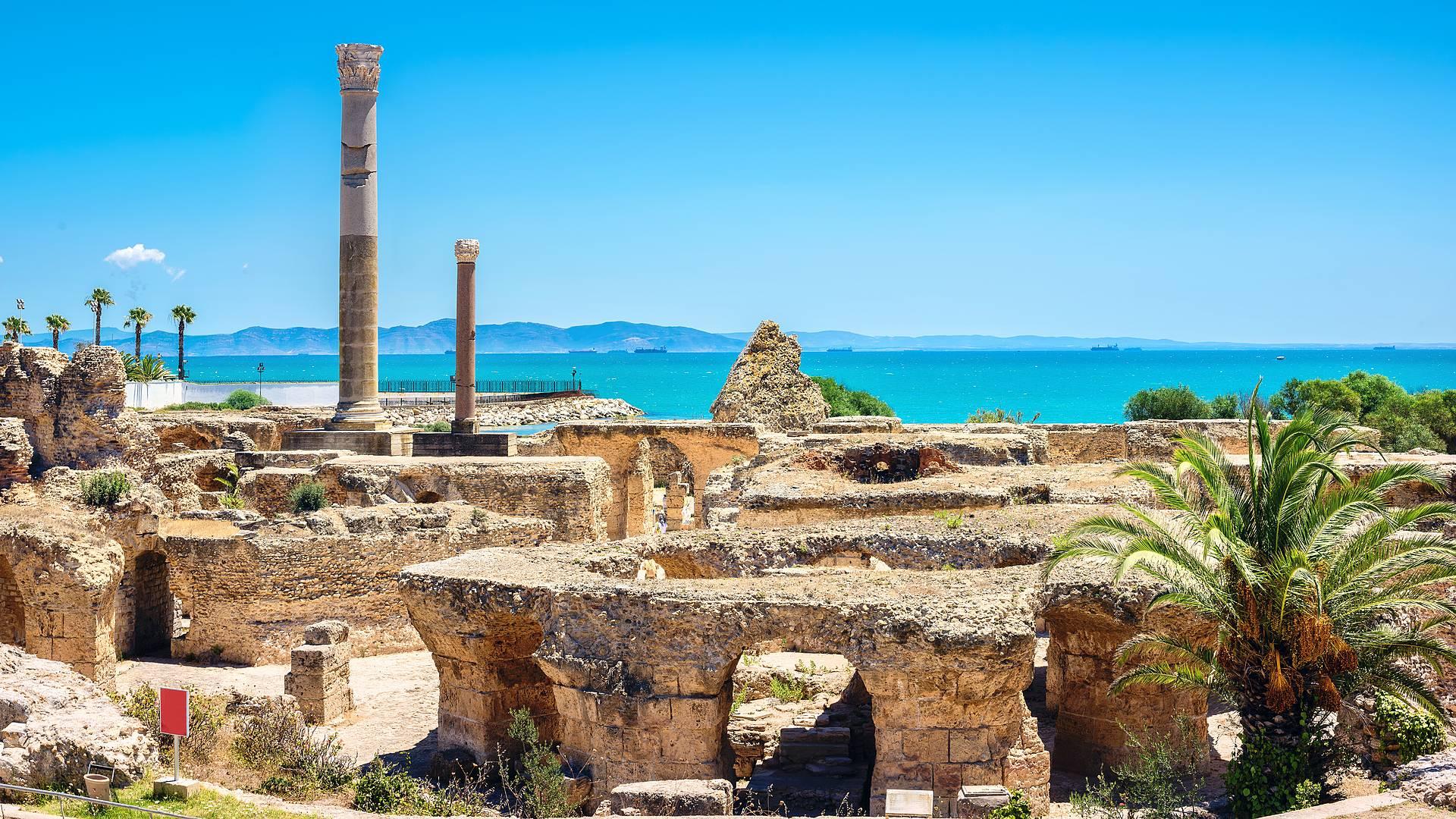 Playas de Susa por rutas históricas y arqueológicas