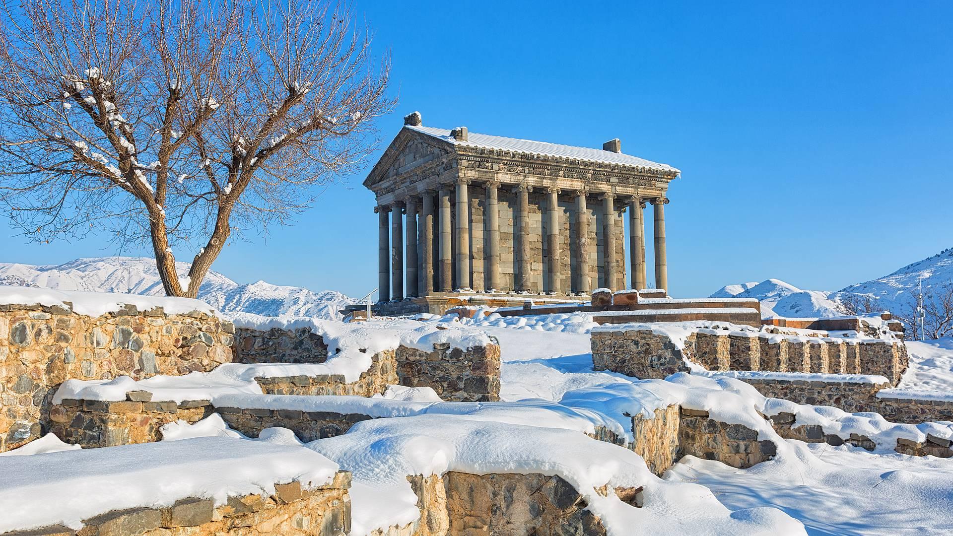 Invierno en Europa del Este