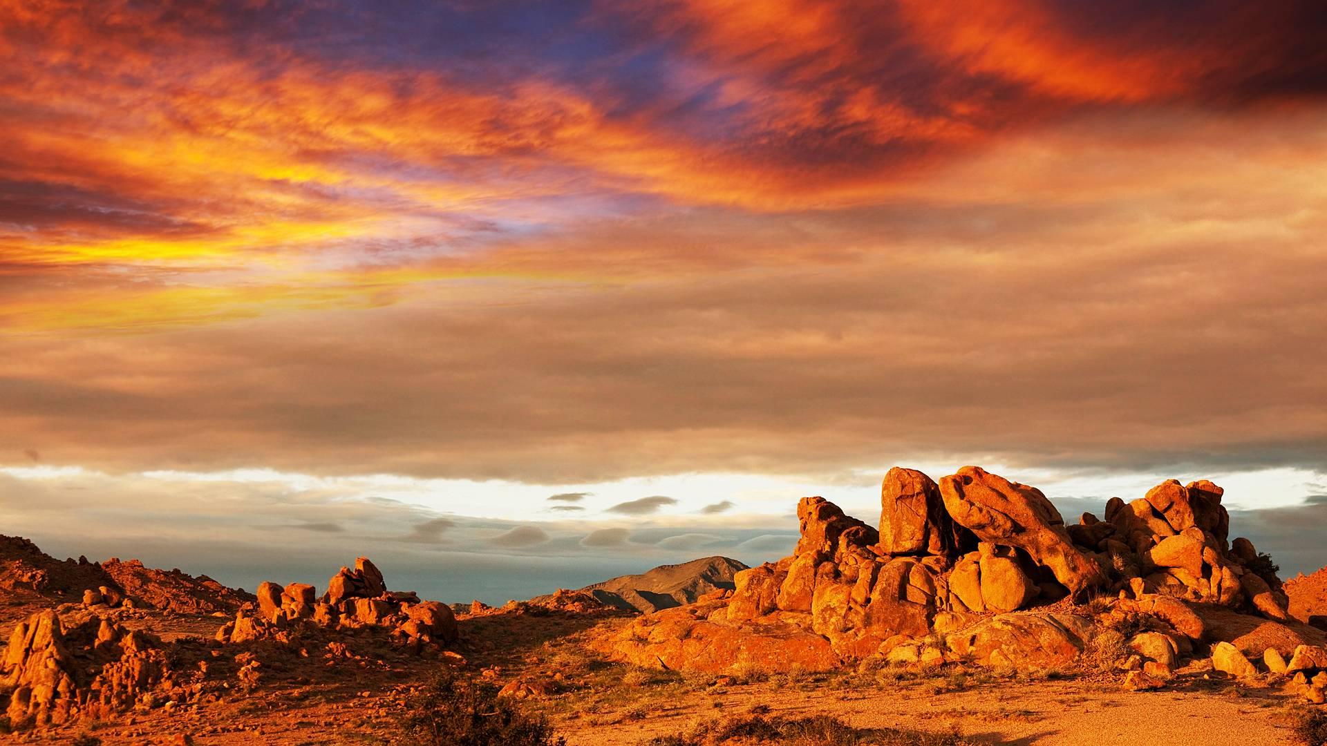 Infinitos paisajes de Mongolia