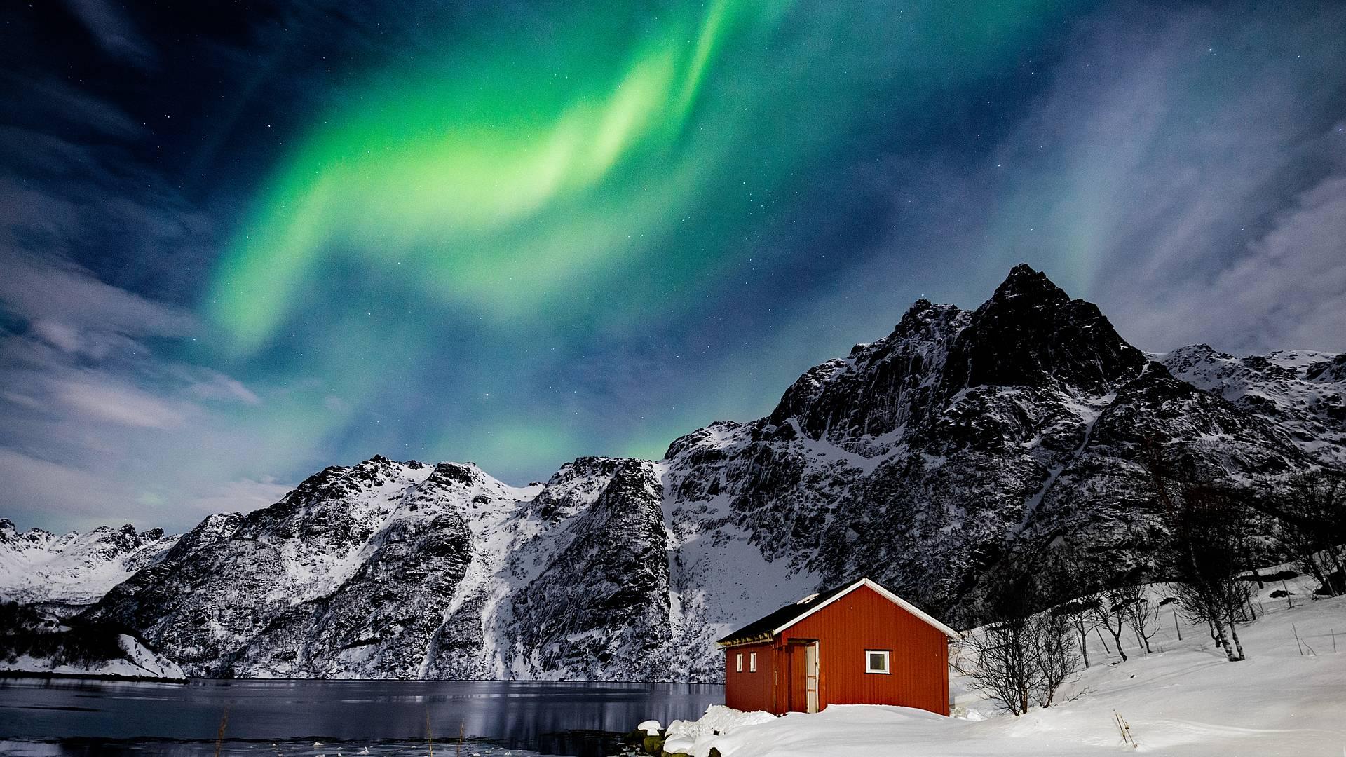 Skandinavische Nordlichtertour - Kombination mit Norwegen und Schweden