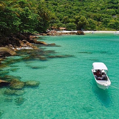 Découverte de Rio à Ilha Grande. -