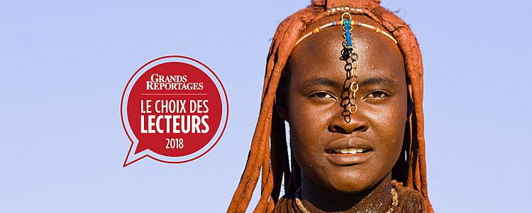 Nature sauvage en pays Himba