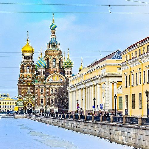 Saint-Pétersbourg en petit groupe guidé - Saint-Pétersbourg -