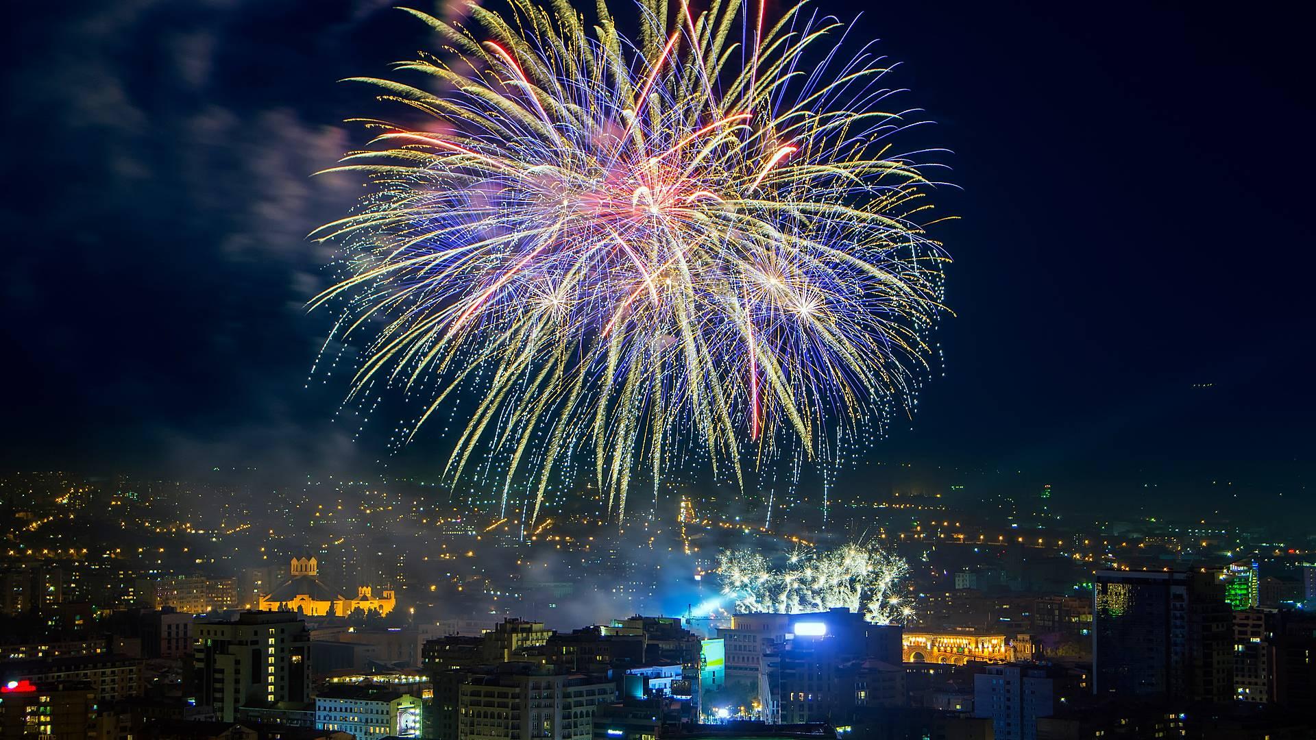 Nochevieja y Navidad en Armenia