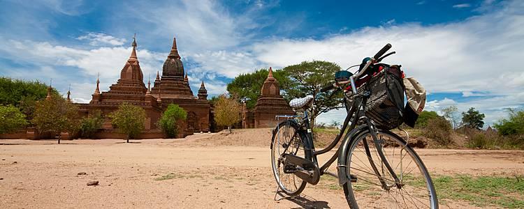 Authentisches Fahrrad- und Trekking-Abenteuer