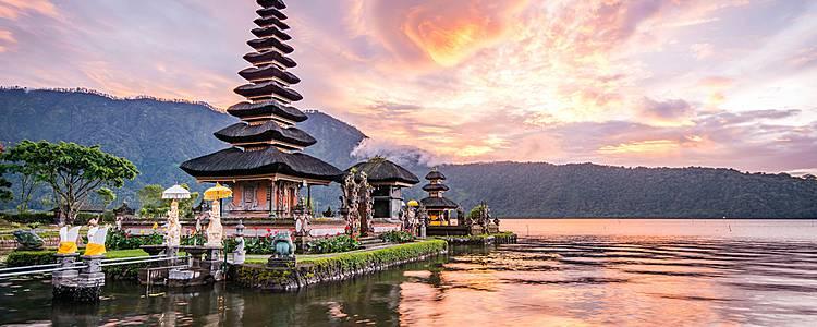 Naturaleza y cultura Balinesa