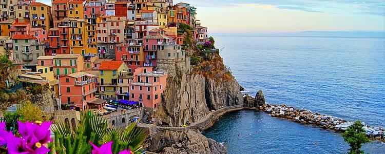 El encanto de Toscana y las Cinco Tierras