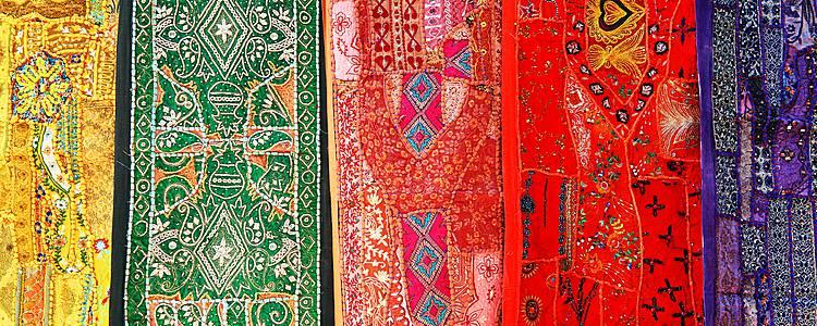 Colores del Norte de India