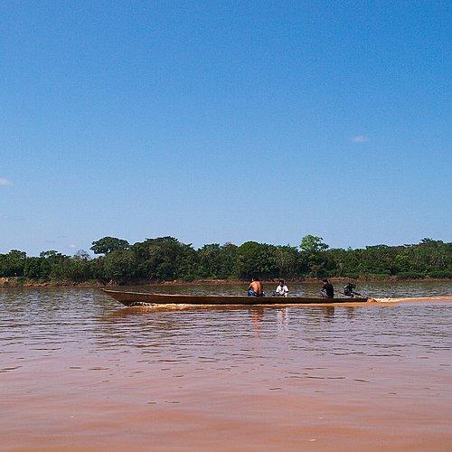 Pêche sportive sur le Rio Caura (Amazonie) - Ciudad Bolívar -