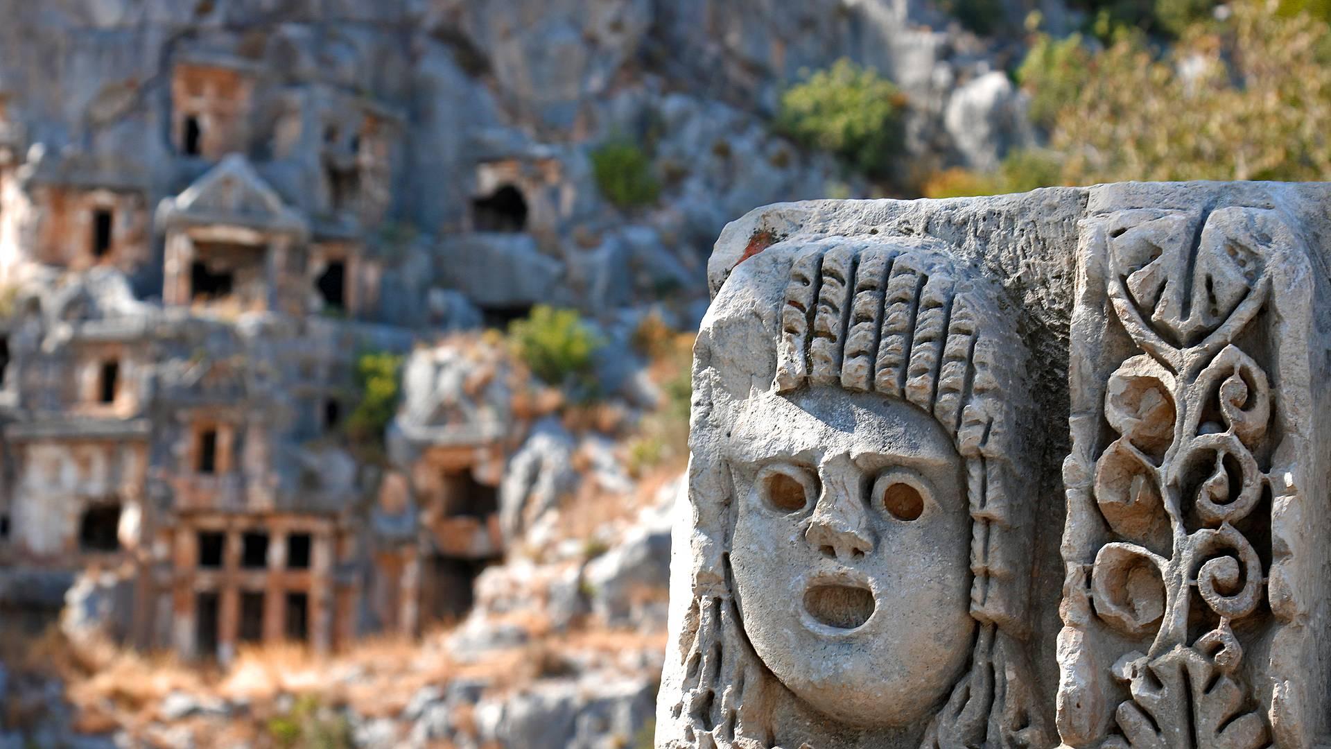 Merveilleuse Lycie et randonnées guidées