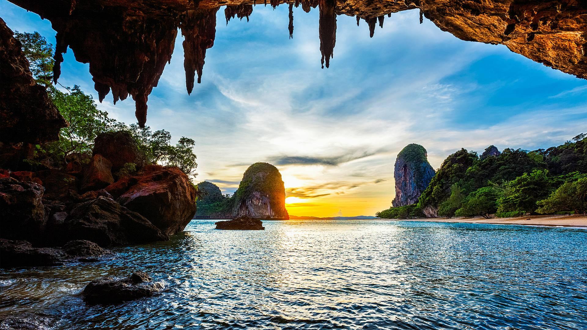 Da Bangkok verso le spiagge di Krabi e Koh Lanta