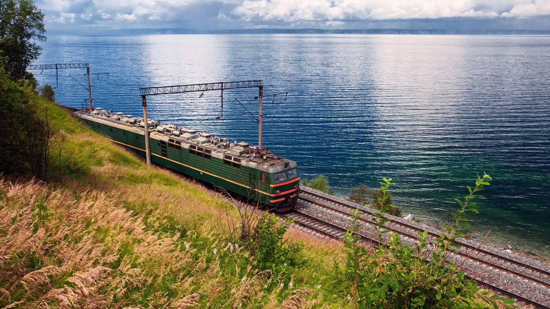 Traversée du pays à bord du Transsibérien