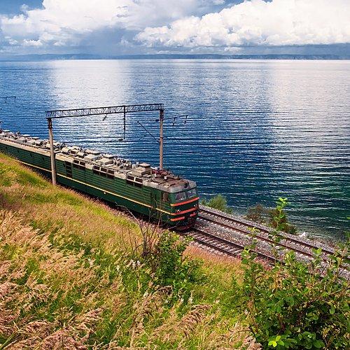 Traversée du pays à bord du Transsibérien - Moscou -