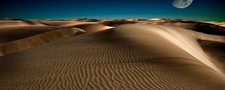 Abenteuer und Wüstennächte