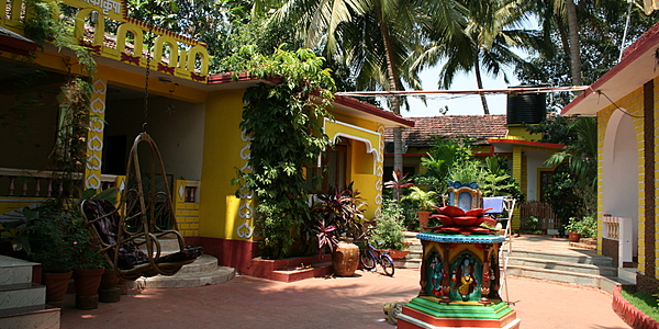 Casa de huéspedes en Goa