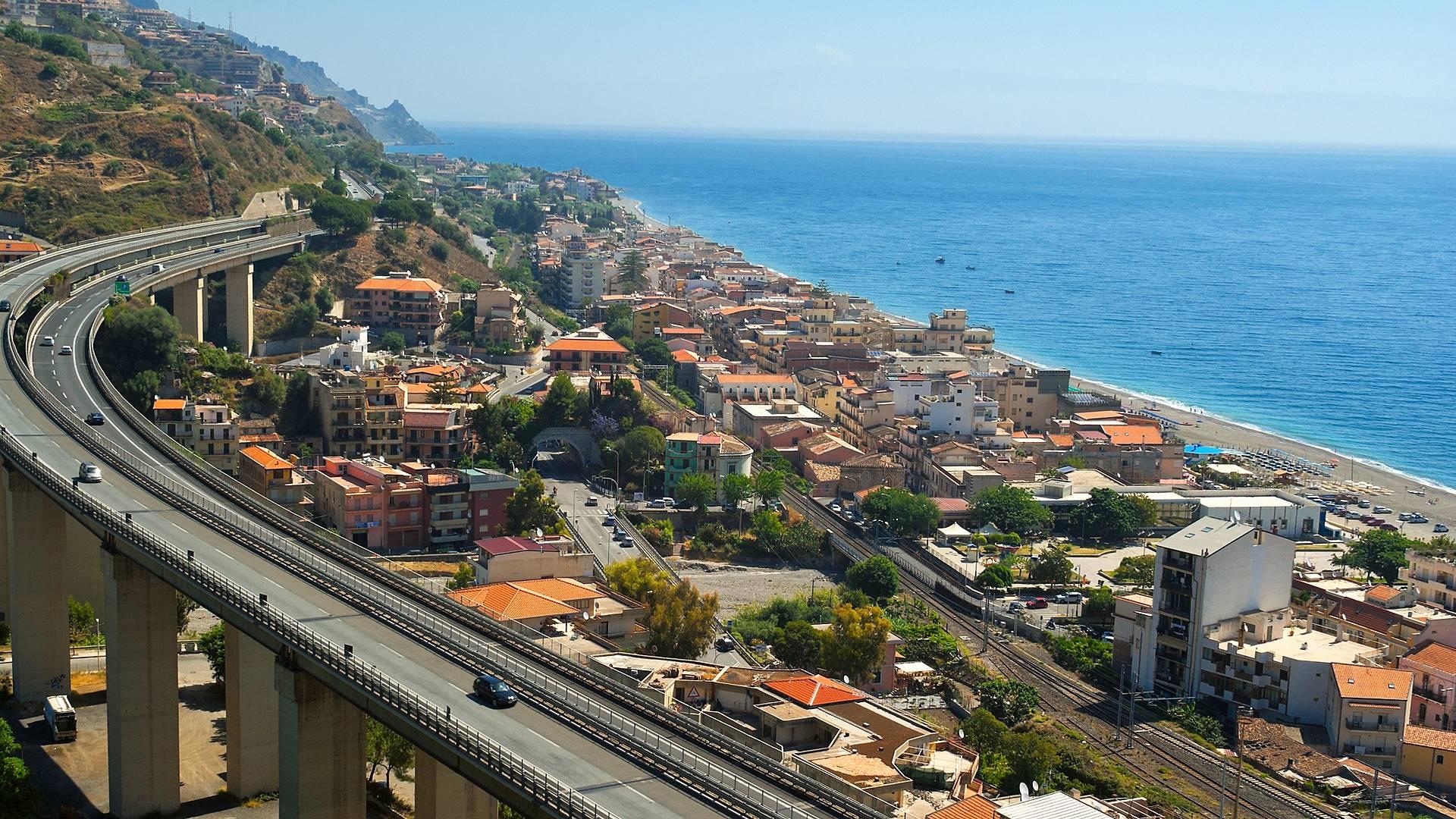 Gran tour de Sicilia en coche
