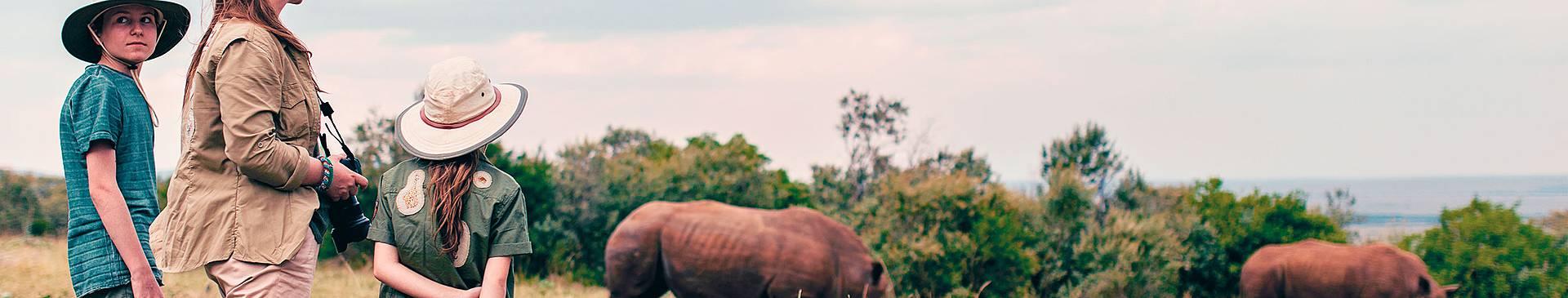 Viaggio in famiglia in Tanzania