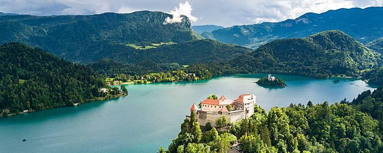 Desde los Alpes al Adriático en coche de alquiler