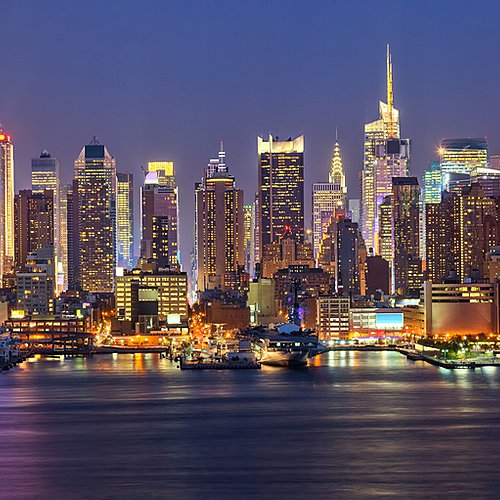 Séjour en liberté New York - New York -