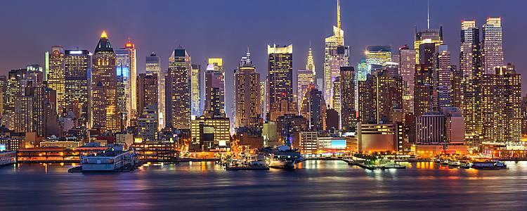 Séjour en liberté New York