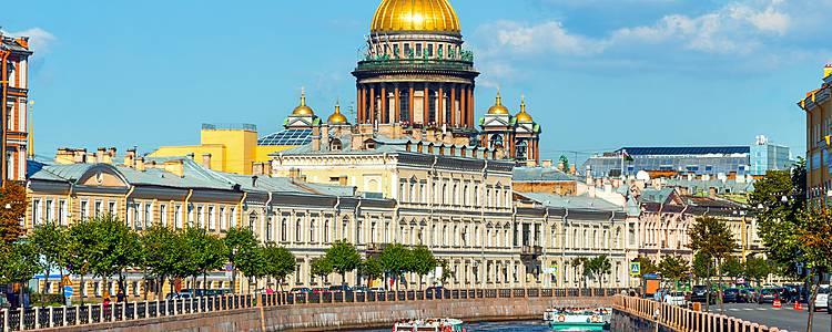 Moscú y San Petersburgo en privado