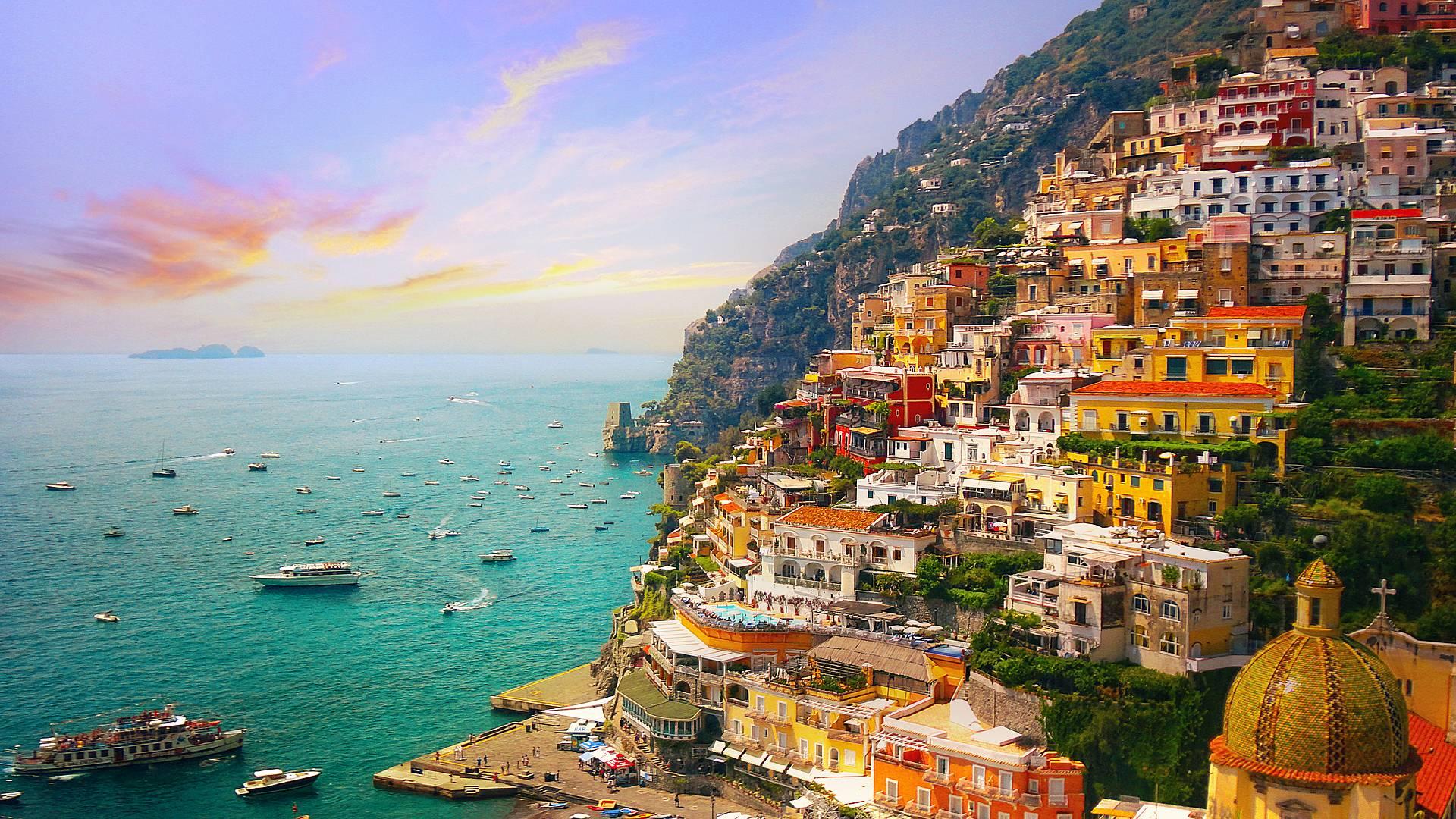 Descubre la belleza única de la Costa Amalfitana