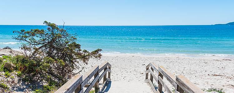 Relax en las playasparidisíacas de Cerdeña