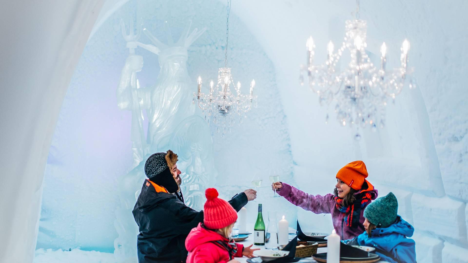 Het magische landschap van Lapland