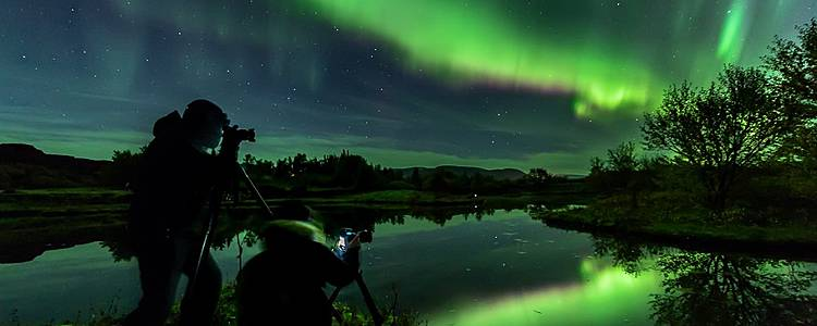Natuurreis naar Fins Lapland
