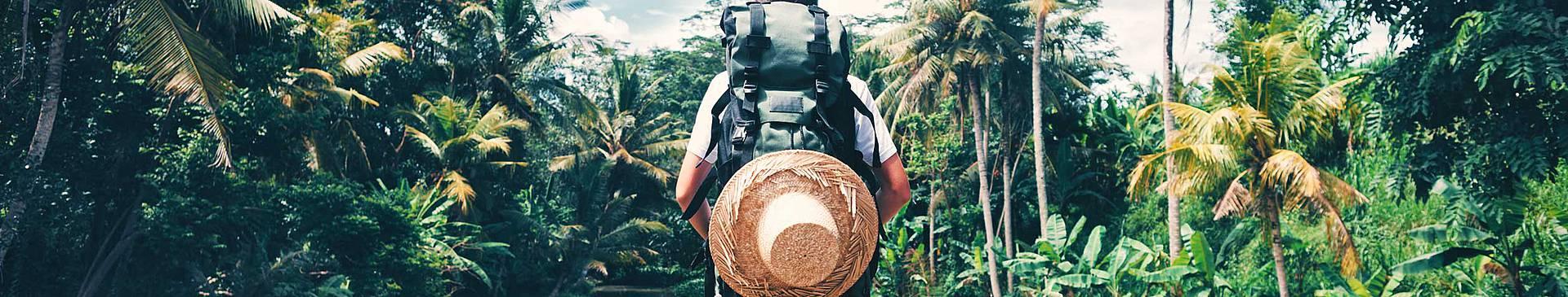 Trekking in Thailandia