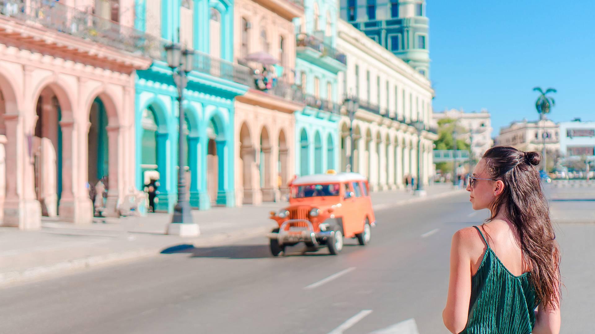 Entdeckungsreise 'Cuba Completo' per Bus
