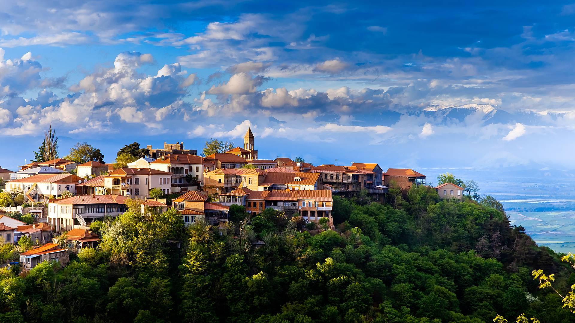 Contrastes entre Europa y Asia: Georgia y Azerbaiyán