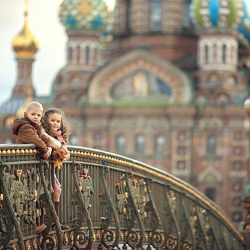 Moscou et Saint-Pétersbourg en famille - Moscou -