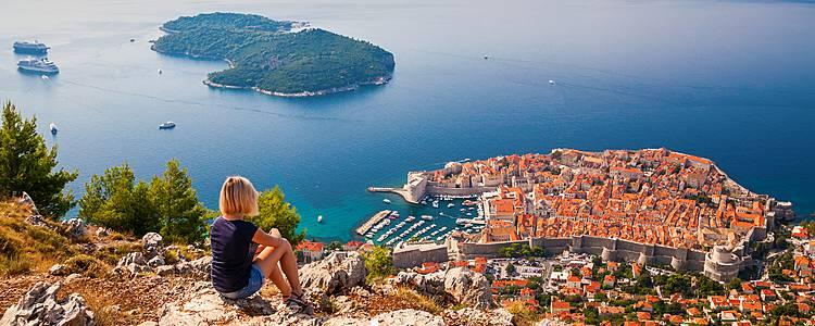 Los tres imprescindibles en familia: Split, Hvar y Dubrovnik