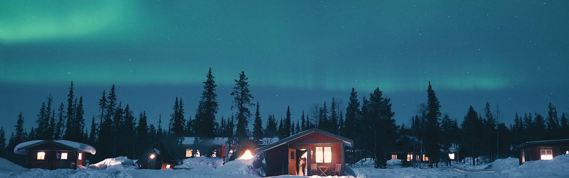 Individualreisen Lappland