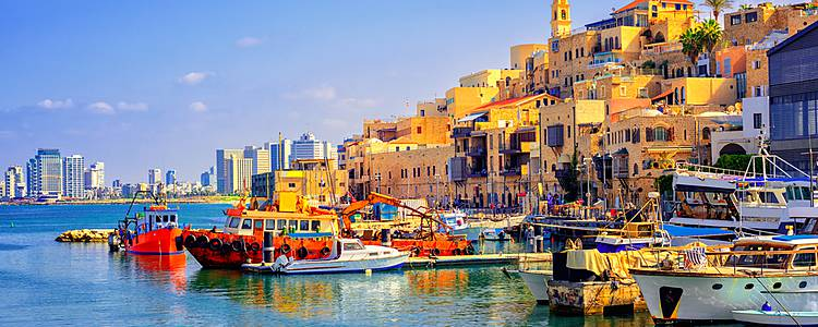 City break: Tel Aviv 5 jours 4 nuits