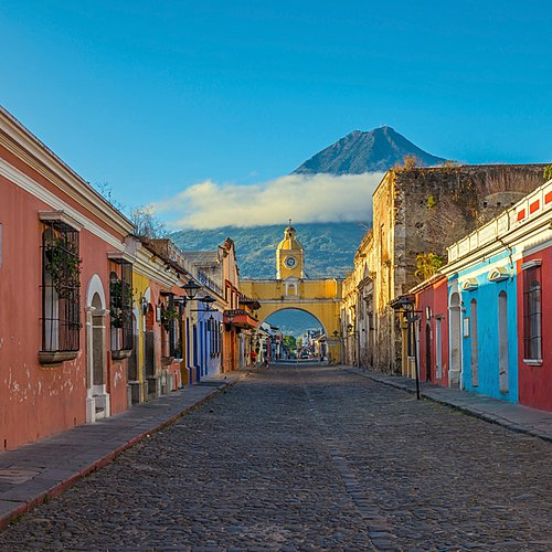 Trésors Mayas - Antigua Guatemala -
