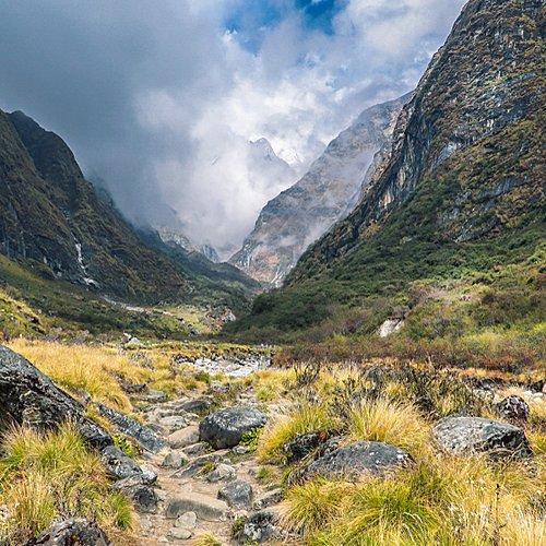 Le Tour des Annapurna - Katmandou -