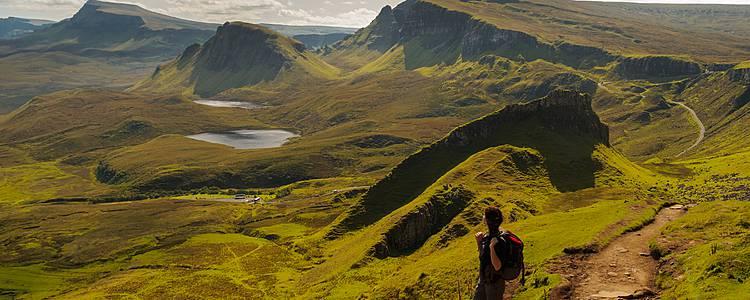 Trekking por la isla Skye y Glencoe