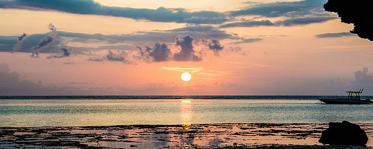 Luna de miel mágica en la Isla de Chale