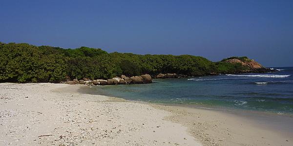La isla de las Palomas