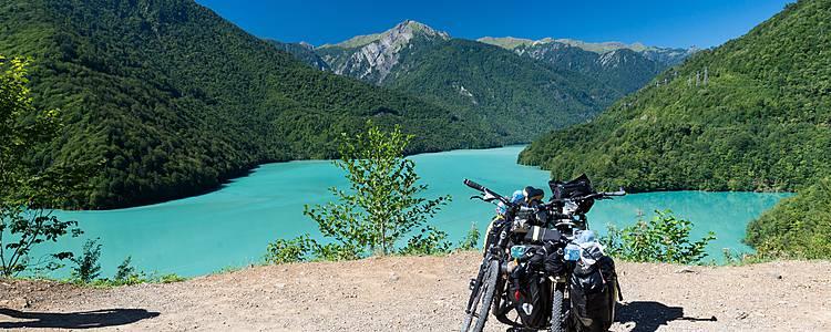 Armenia en bicicleta