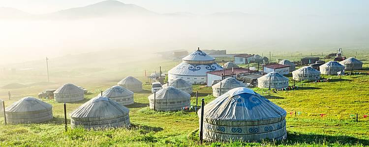 El corazón de Mongolia