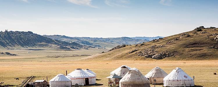 Aventura por el famoso Gobi de Mongolia en grupo