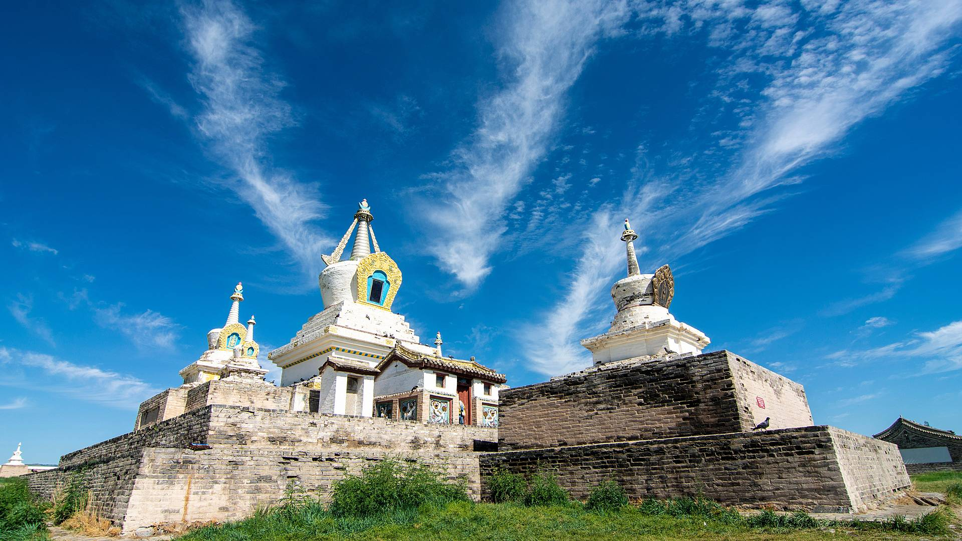 Del Valle de Orkhon al legendario Desierto de Gobi