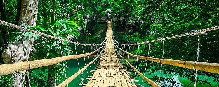 Giro avventuroso per le isole Visayas
