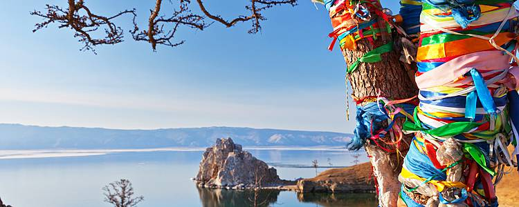 Natur und Kultur am Baikal See