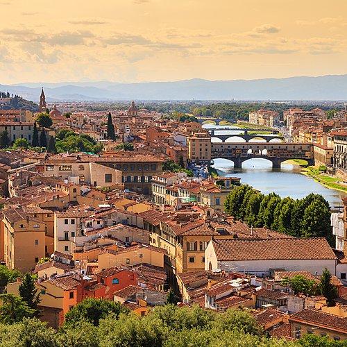 De Venise à Rome par la Toscane - Venise -