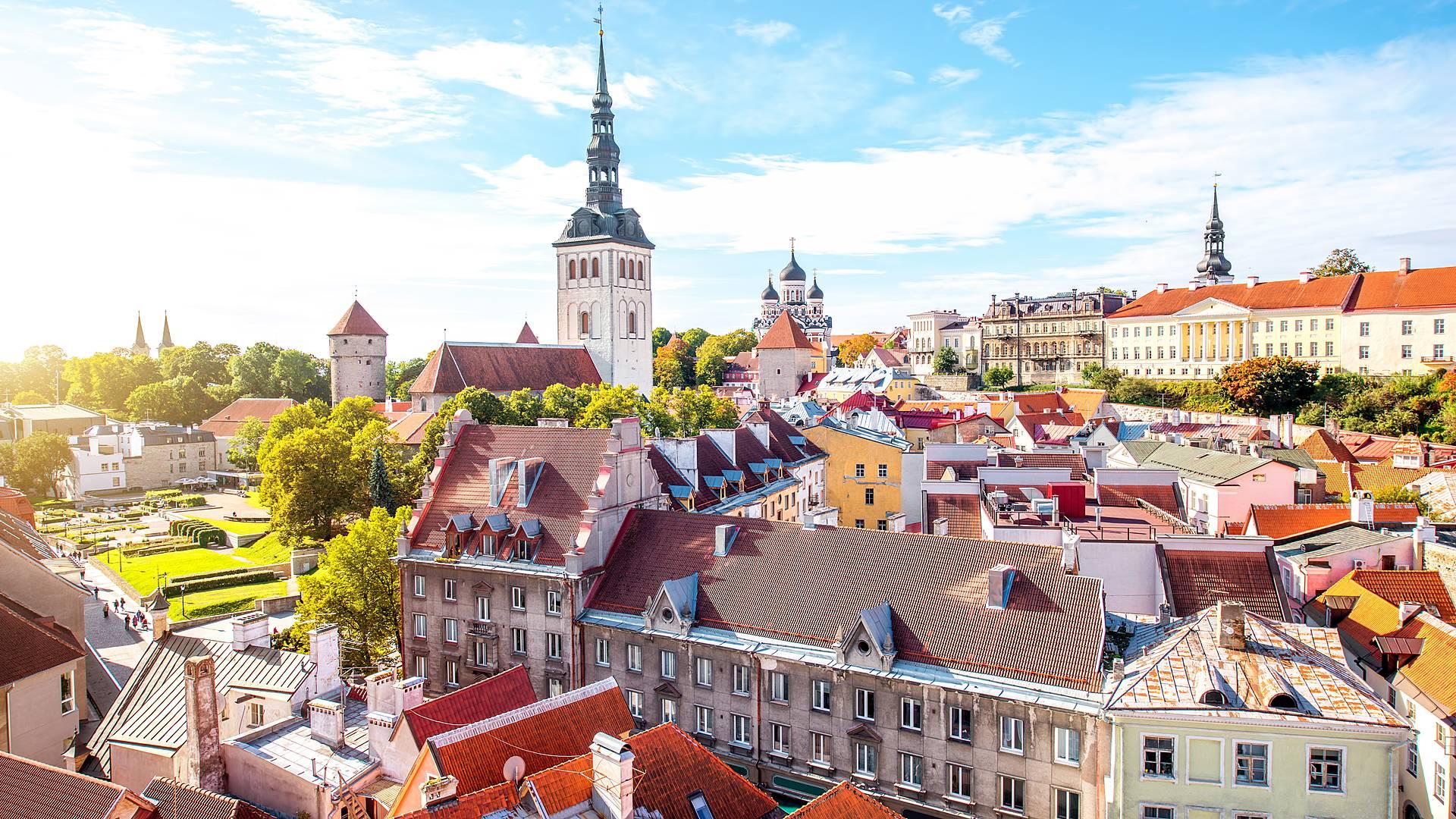Le tre capitali baltiche