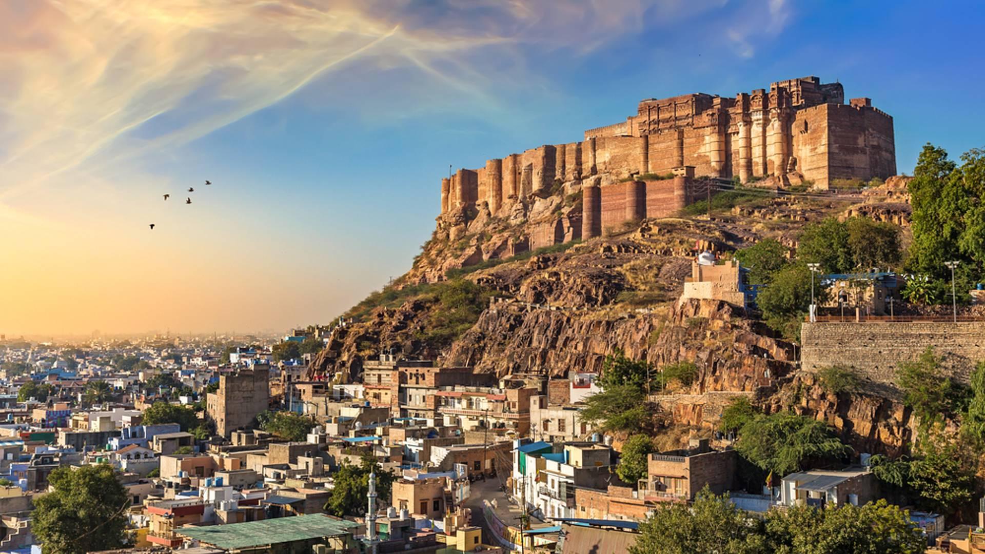 Rajasthan in der Gruppe entdecken